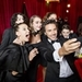 In Photos: Aziz Ansari and the cast of 'Stranger Things' in Netflix' Golden Globe Awards After Party