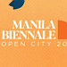 Manila Biennale Open City 2018