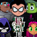 Teen Titans Go! To The Movies Spoofs Justice League in Teaser Poster