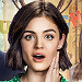 Lucy Hale is back on ETC!