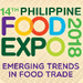 14th Philippine Food Expo: Emerging Trends in Food Trade