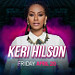 Keri Hilson Makes Her Philippine Stage Debut at Cove Manila
