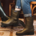 Brave the Rain with Aigle's Handmade Rubber Boots