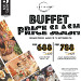 Buffet Price Slash at Hotel Jen Manila