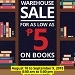 Book It: This Warehouse Sale in Parañaque is Selling Books For as Low as 5 Pesos