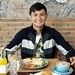 Interview with the Hungry: Matteo Guidicelli on how he stays fit and his ultimate dream car!