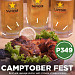 Camp Curry stands out with its Camptoberfest Promo