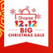 Join Shopee in Giving Back this 12.12 Big Christmas Sale