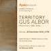 Territory: Gus Albor Works from 1969-2018