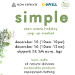 Simple: Zero Waste Holiday Pop Up Market