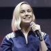 Brie Larson Represents Marvel Studios' 'Captain Marvel' at Brazil Comicon