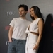 Netflix's YOU stars Penn Badgley and Shay Mitchell on playing another character on the show, real-life obsessions and more!