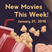 New Movies This Week: The Kid Who Would Be King, The Upside and more!