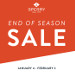 Up to 50% off at Sperry End of Season Sale!