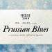 Prussian Blues