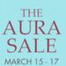 The Aura Sale
