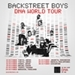 American Boy Band, Backstreet Boys, is coming back to Manila this October!