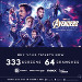 Watch 'Avengers: Endgame' on 333 Screens Across 64 SM Cinema Branches