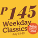 Dine on Your Favorite Pancake House Classics for Only P145!