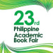 23rd Philippine Academic Book Fair