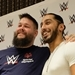 WWE Superstars Kevin Owens and Ali on Fan Encounters, Social Media, and More!