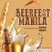 Tiendesita's Beerfest Manila