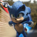 Sonic The Hedgehog A Stranger Lands From Out of The Blue