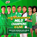 Keep Your Kids Active with MILO Champions IG Live Featuring National Athletes