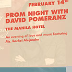 Prom Night with David Pomeranz