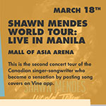 Shawn Mendes World Tour: Live in Manila