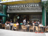 Starbucks, Coliseum, Quezon City