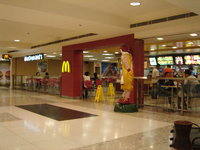 McDonalds, 2nd Level, SM Makati, Makati