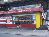 McDonald's, Anonas, Quezon City