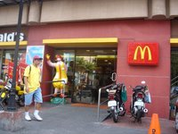 McDonald's, AH Lacson cor. Dapitan, Manila