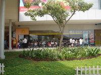 McDonlads, SM Mall of Asia, Pasay