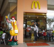 McDonalds, SM Mall of Asia, Pasay