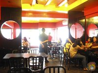 Inside Flaming Wings (Katipunan Branch)
