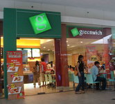 Greenwich, SM Mall of Asia, Pasay