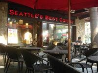 Seattles Best Coffee, Ground Level, Greenbelt 3, Makati