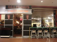 T.G.I. Friday's, 2nd Level, Robinsons Galleria, Pasig
