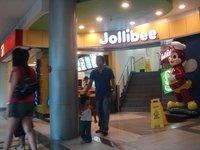 Jollibee, 2nd Level, Glorietta, Makati