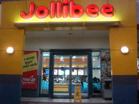 Jollibee, Phil. First Bldg, Makati