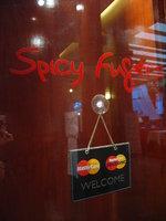 Spicy Fingers, Greenbelt 2, Makati