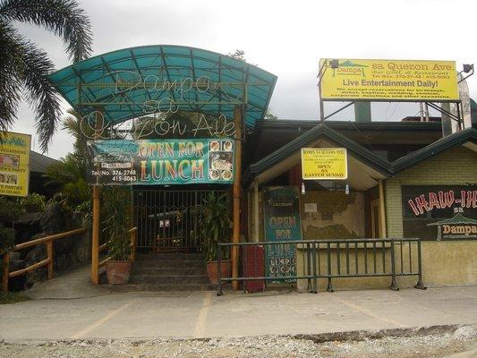 Dampa sa Quezon Ave., Quezon City