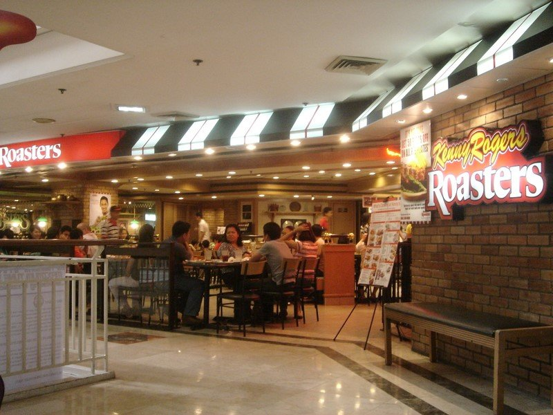 Kenny Rogers Roasters Glorietta 3 Makati Metro Manila American Chicken Restaurant P200 P499 Clickthecity Food Drink