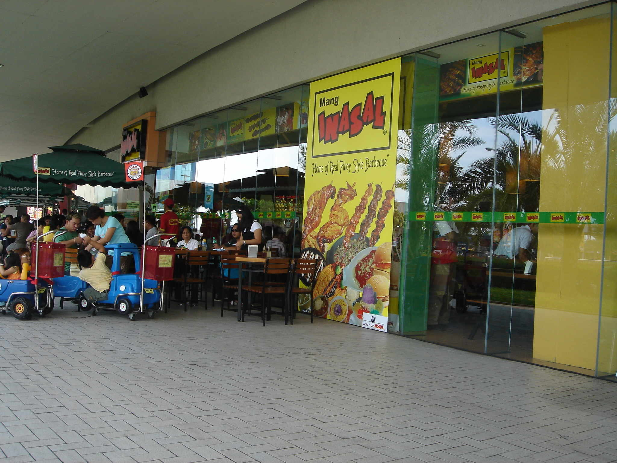 Mang Inasal, Sm Mall Of Asia, Pasay