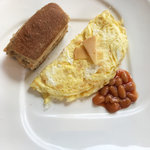 Queso de Bola Omelette