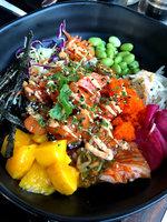 Smoked Salmon Quinoa Salad