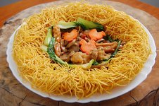 North Park Special Toasted Noodles