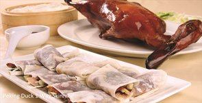 Gloriamaris - Peking Duck 1 Way Skinning